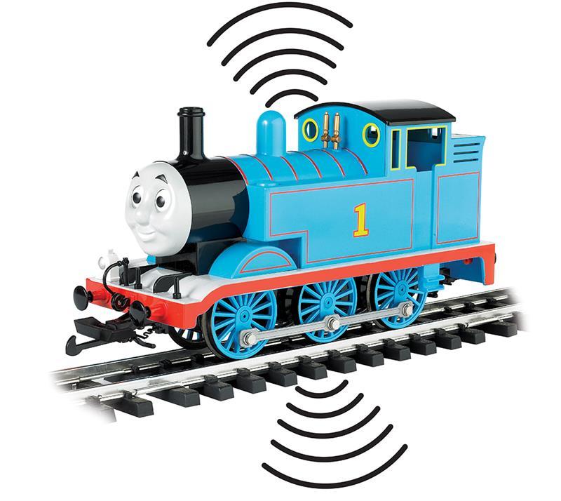 Thomas The Tank Engine w/DCC & Sound
