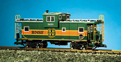 Usa Trains Bnsf Extended Vision Caboose