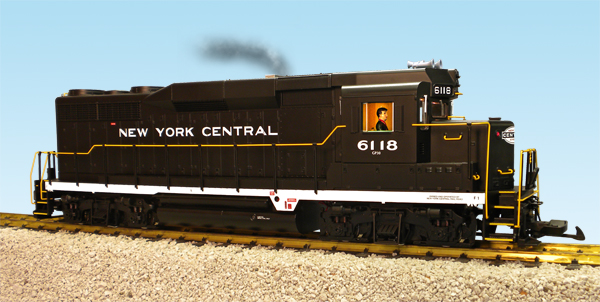 Usa trains new york central
