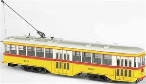 Bachmann Peter Witt Trolleys - Baltimore Transit Co