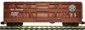 Accucraft American Mainline 1:29 Rolling Stock Southern Pacific Stock Car