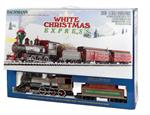 White Christmas Express Bachmann Train Set